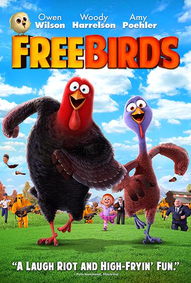 free birds, Powerpoint templates